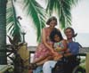 Ratzka family picture, Costa Rica, 2000.