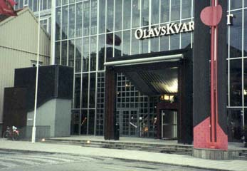 The Olav Building Complex