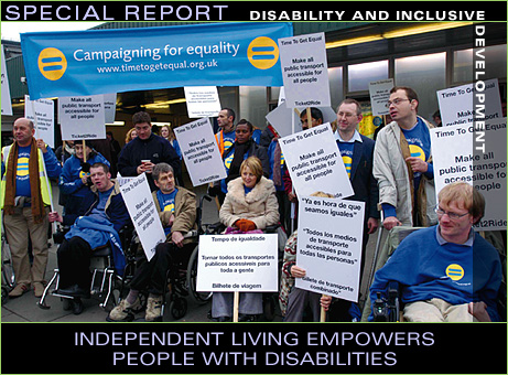 Independent Living Empowers People With Disabilities