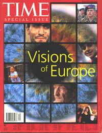 Time Special Issue: Visions of Europe, Winter 1998-1999, page 170