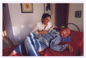 Marcel Nuss och Marie